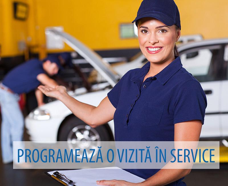 programare in service