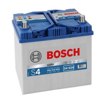 Acumulatori auto Bosch - S4 60Ah EN 540A