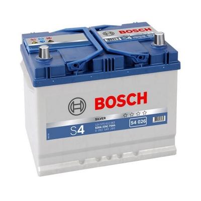 Acumulatori auto Bosch - S4 70 Ah EN 630A