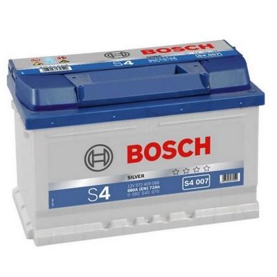 Acumulatori auto Bosch - S4 72 Ah EN 680A