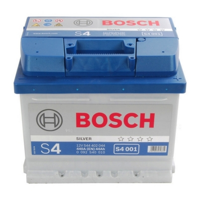 Acumulatori auto Bosch - S4 44 Ah EN 440A