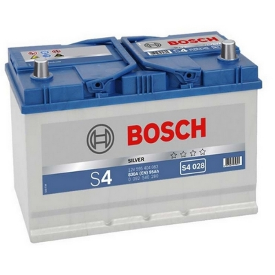 Acumulatori auto Bosch - S4 Asia 95 Ah EN 830A