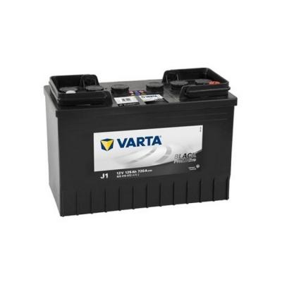 Acumulatori auto Varta - Promotive Black 125Ah EN 720
