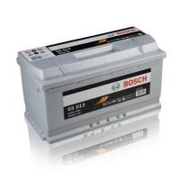 Acumulatori auto Bosch - S5 100 Ah EN 830A