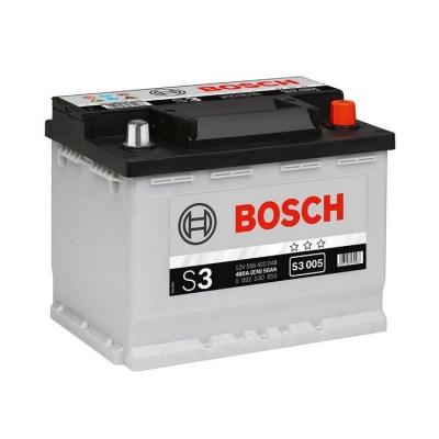 Acumulatori auto Bosch - S3 56Ah EN 480A
