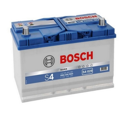 Acumulatori auto Bosch - S4 Asia 95Ah EN 830A