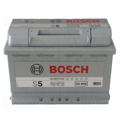 Acumulatori auto Bosch - S5 77 Ah EN 780A