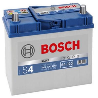 Acumulatori auto Bosch - S4 45 Ah EN 330A