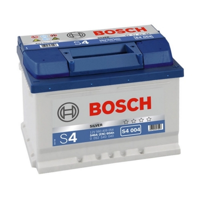 Acumulatori auto Bosch - S4 60 Ah EN540A