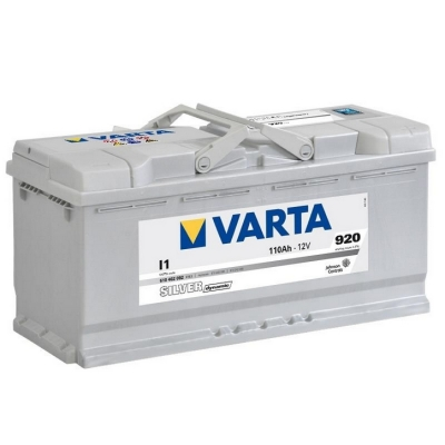 Acumulatori auto Varta - Silver Dynamic 110Ah