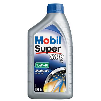 15W40 Mobil Super 1000 X1 - 1L