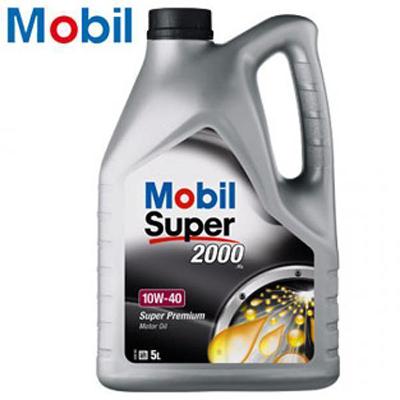 10W40 Mobil Super 2000 X1 - 4L